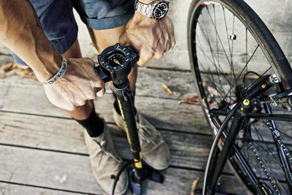 Как проверить давление в колесах велосипеда