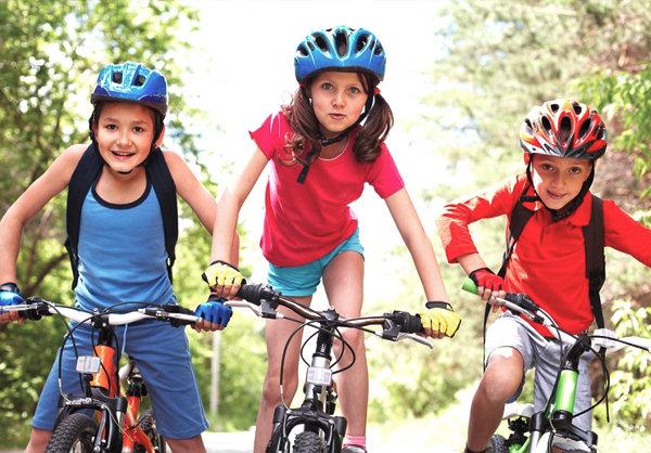 Купить первый велосипед для ребенка