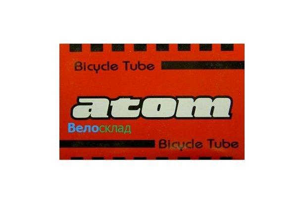 Купить Камера Atom 24*1.9-2.35 в интернет магазине велосипедов. Выбрать велосипед. Цены, фото, отзывы