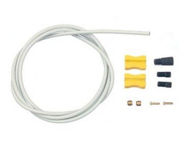 Купить Шланг торм.(резин), SM-BH63, 900мм в интернет магазине велосипедов. Выбрать велосипед. Цены, фото, отзывы