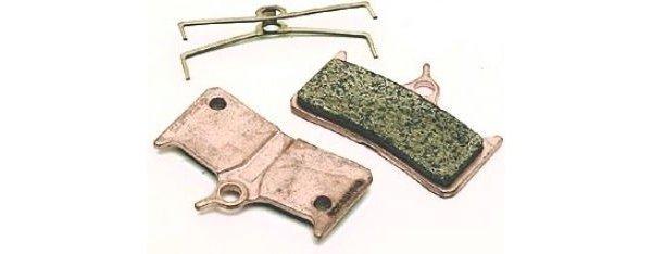 Колодки BR-M755 (04) полимерные, пара