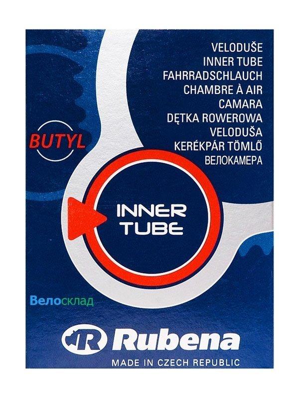 Купить Камера Rubena Tube 28 в интернет магазине велосипедов. Выбрать велосипед. Цены, фото, отзывы