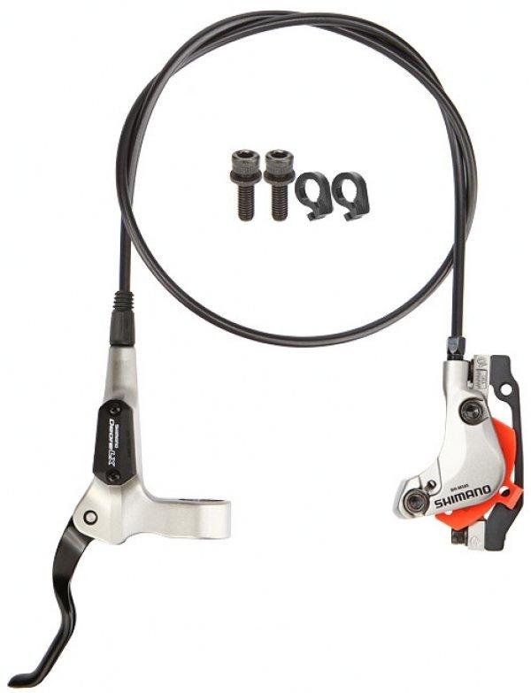 Тормоз гидравлический диск BL-M585(L) BR-M585(F)