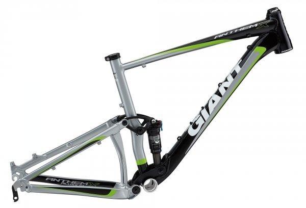 Купить Рама Giant Anthem X Frame (2013) в интернет магазине велосипедов. Выбрать велосипед. Цены, фото, отзывы