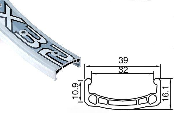 Купить Обод 24&quotDX 36H в интернет магазине велосипедов. Выбрать велосипед. Цены, фото, отзывы