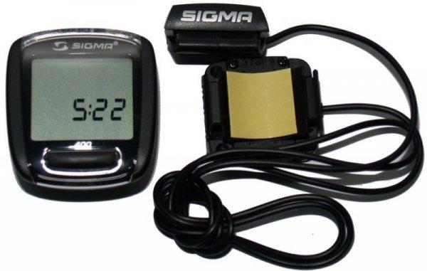 Купить Велокомпьютер Sigma BC-400 в интернет магазине велосипедов. Выбрать велосипед. Цены, фото, отзывы