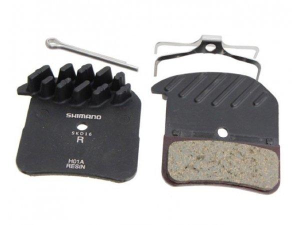 Купить Тормозные колодки Shimano H01A в интернет магазине. Цены, фото, описания, характеристики, отзывы, обзоры