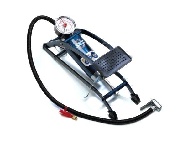 Купить Насос ножной SKS Picco с манометром в интернет магазине. Цены, фото, описания, характеристики, отзывы, обзоры