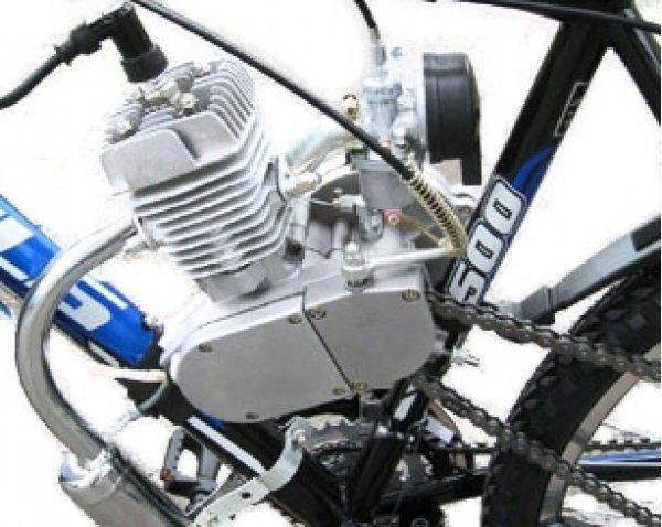 двигатель внутреннего сгорания для велосипеда