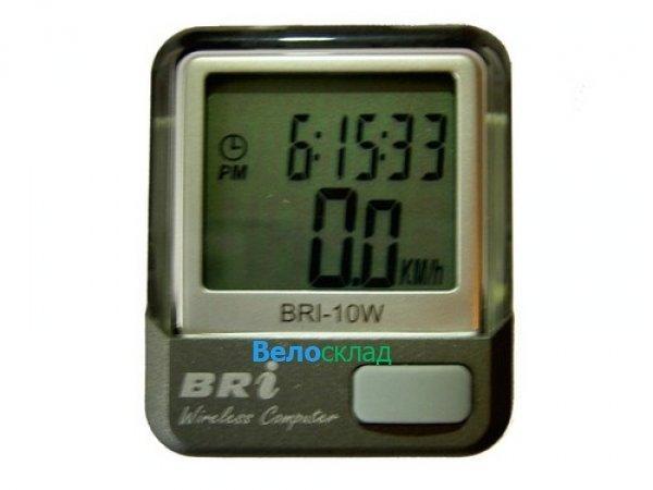 Велокомпьютер BRI 10W