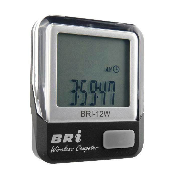 Купить Велокомпьютер BRI-12W в интернет магазине велосипедов. Выбрать велосипед. Цены, фото, отзывы