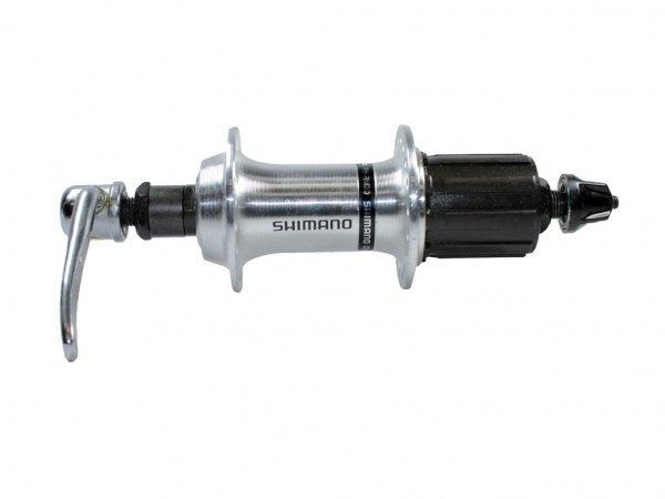Втулка задняя Shimano FH-RM30-8, 36 отв. 8/9 ск, сереб. 166мм