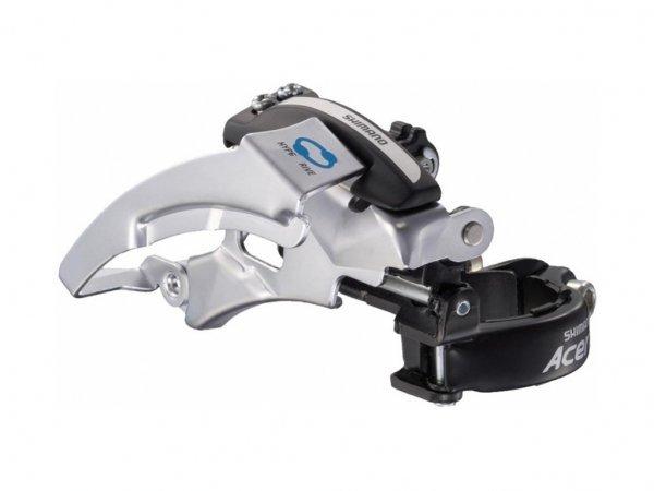 Купить Переключатель передний Shimano Acera, FD-M360, ун. тяга в интернет магазине велосипедов. Выбрать велосипед. Цены, фото, отзывы