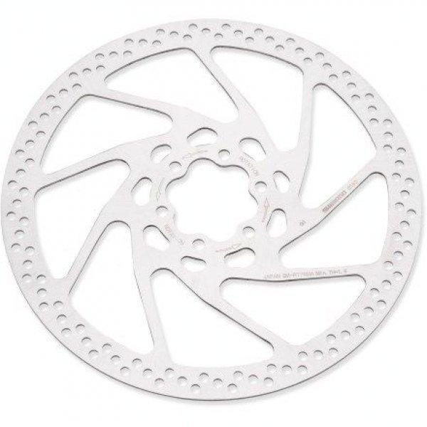 Ротор диск. торм. Shimano XT, SM-RT75, 160мм, 6-болт