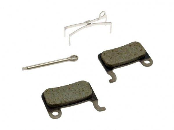 Купить Тормозные колодки Shimano, A01S (М775) пласт. в интернет магазине. Цены, фото, описания, характеристики, отзывы, обзоры