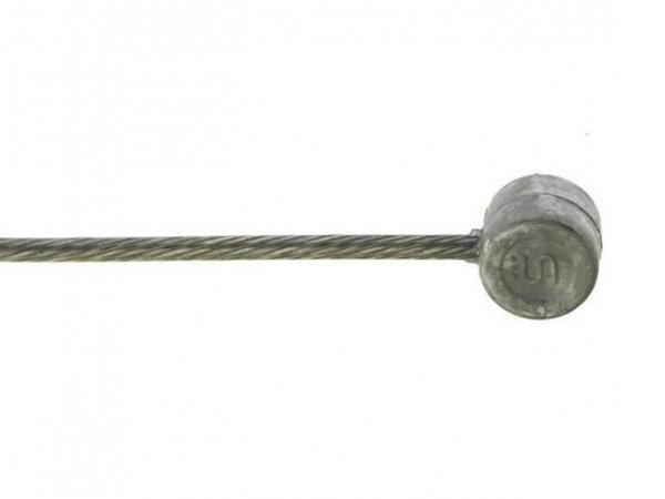 Трос тормозной Shimano, MTB, тр: 1.6х2050 мм, сталь