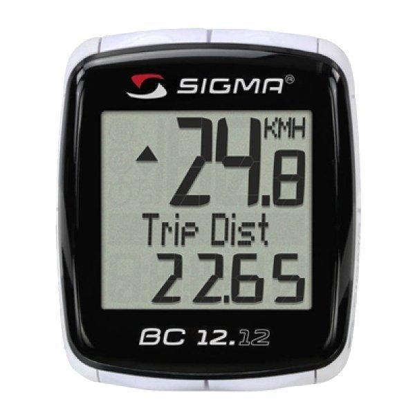 Купить Велокомпьютер Sigma BC 12.12 в интернет магазине велосипедов. Выбрать велосипед. Цены, фото, отзывы