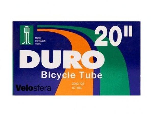 Купить Камера DURO 20x2,1 в интернет магазине велосипедов. Выбрать велосипед. Цены, фото, отзывы
