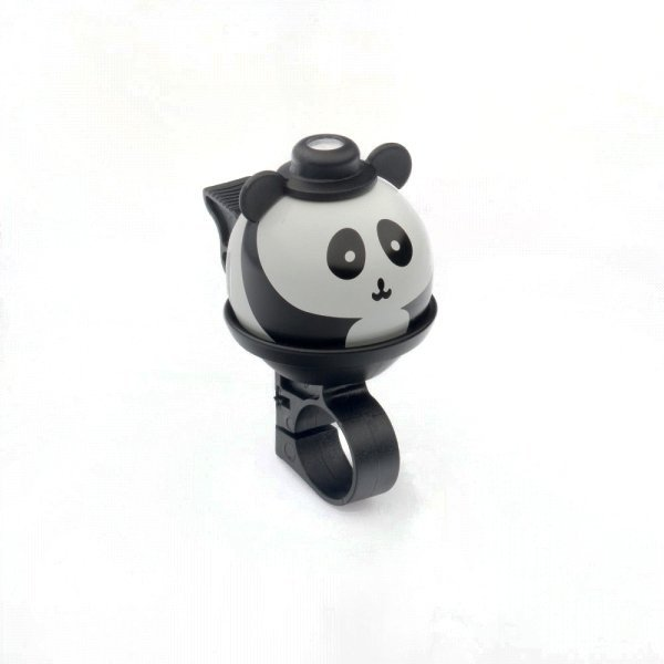 Купить Звонок Mizumi Rin-437 Panda в интернет магазине велосипедов. Выбрать велосипед. Цены, фото, отзывы