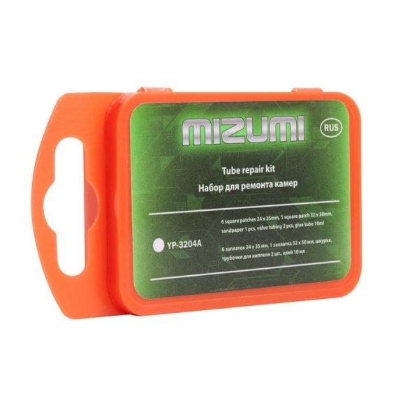 Набор заплаток для камер MIZUMI Tube Aid 3204A