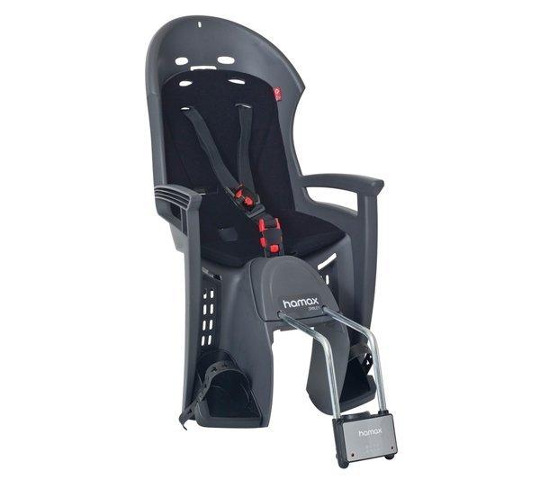 Купить Детское кресло Hamax Smiley в интернет магазине велосипедов. Выбрать велосипед. Цены, фото, отзывы