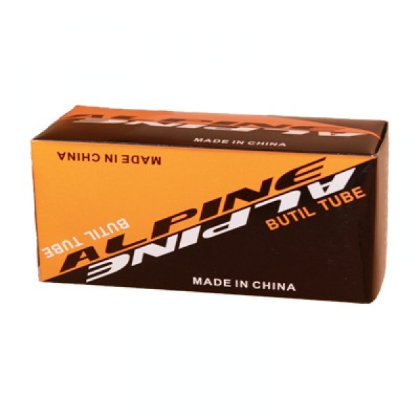 Купить Камера Alpine 20x1.75 автонипель в интернет магазине велосипедов. Выбрать велосипед. Цены, фото, отзывы