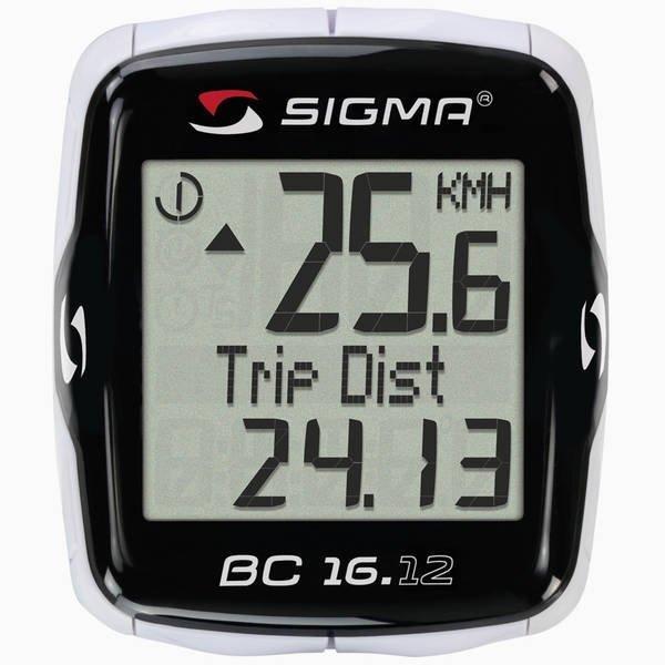 Купить Велокомпьютер SIGMA BC16.12 в интернет магазине велосипедов. Выбрать велосипед. Цены, фото, отзывы
