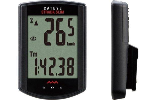 Купить Велокомпьютер CAT EYE CC-RD 310W B Strada Slim Wireless в интернет магазине велосипедов. Выбрать велосипед. Цены, фото, отзывы