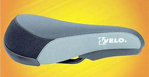 Купить Седло VL-7029 Black/Gray в интернет магазине. Цены, фото, описания, характеристики, отзывы, обзоры