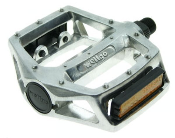 Купить Педали Welgo K-79 алюм 9/16 в интернет магазине. Цены, фото, описания, характеристики, отзывы, обзоры