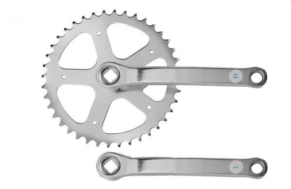 Купить Система Prowheel S106 44T 165 мм 1ск. в интернет магазине велосипедов. Выбрать велосипед. Цены, фото, отзывы