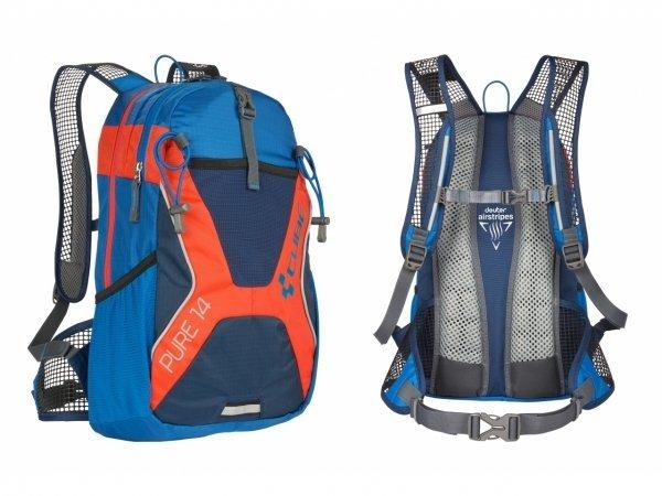 Купить Рюкзак Cube Pure 14L в интернет магазине велосипедов. Выбрать велосипед. Цены, фото, отзывы