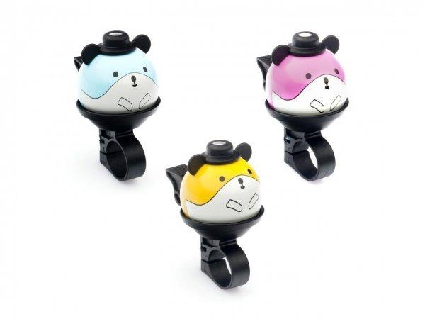 Купить Звонок Mizumi Rin-437 в интернет магазине велосипедов. Выбрать велосипед. Цены, фото, отзывы