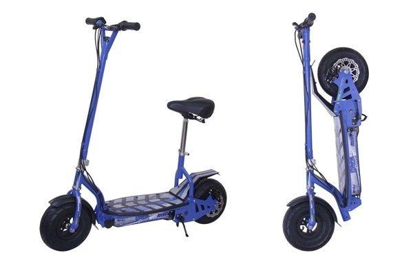 Купить Электросамокат Wellness Sambit Uberscoot 300 в интернет магазине велосипедов. Выбрать велосипед. Цены, фото, отзывы