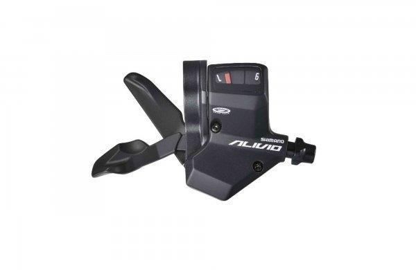 Купить Шифтер Shimano Alivio, SL-M430, 9ск в интернет магазине велосипедов. Выбрать велосипед. Цены, фото, отзывы