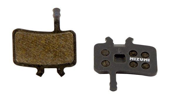 Тормозные колодки Mizumi DS-11