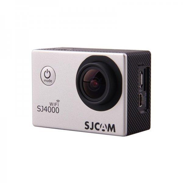 Купить Видеокамера SJCAM SJ400 WiFi в интернет магазине. Цены, фото, описания, характеристики, отзывы, обзоры