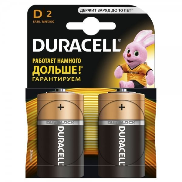 Купить Батарейка Duracell LR20 в интернет магазине велосипедов. Выбрать велосипед. Цены, фото, отзывы