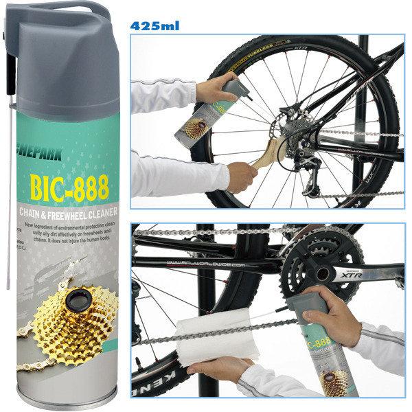 Купить Очиститель цепи и кассеты Chepark Bic-888 425мл. в интернет магазине велосипедов. Выбрать велосипед. Цены, фото, отзывы