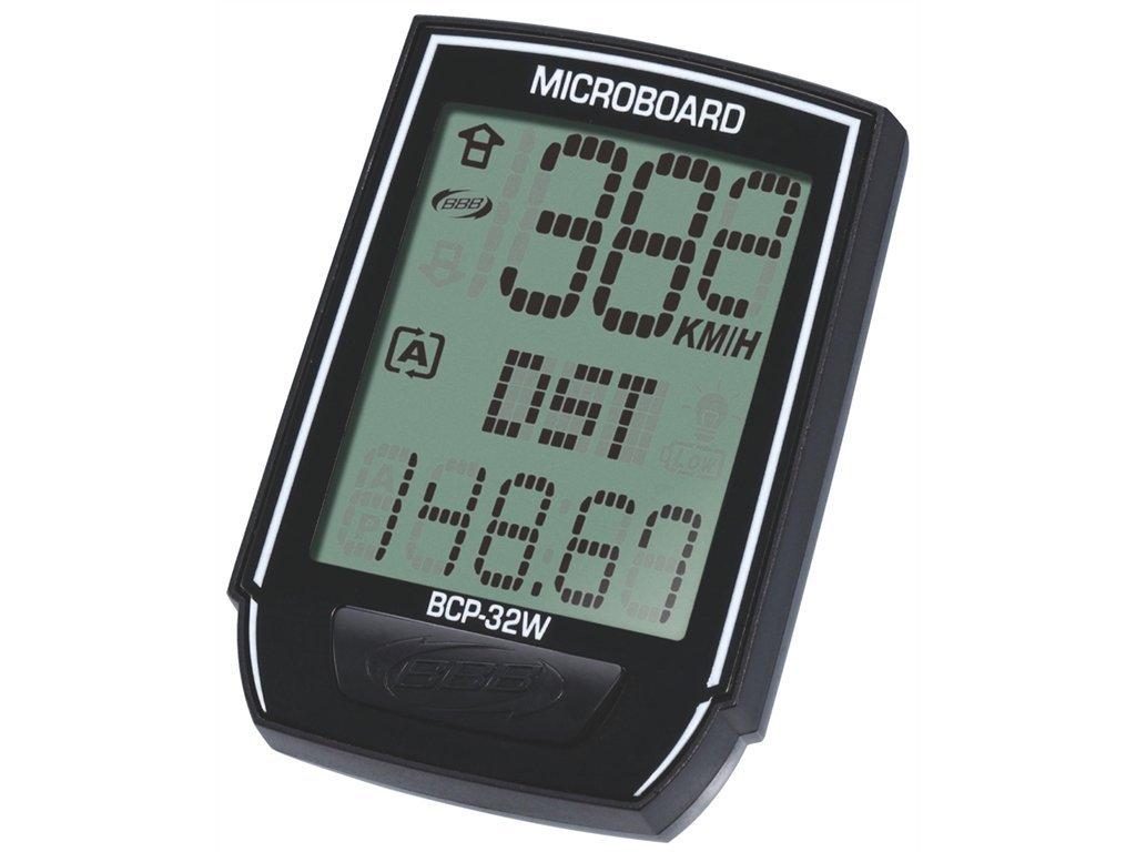 Купить Велокомпьютер BBB MicroBoard 13 BCP-32W в интернет магазине велосипедов. Выбрать велосипед. Цены, фото, отзывы
