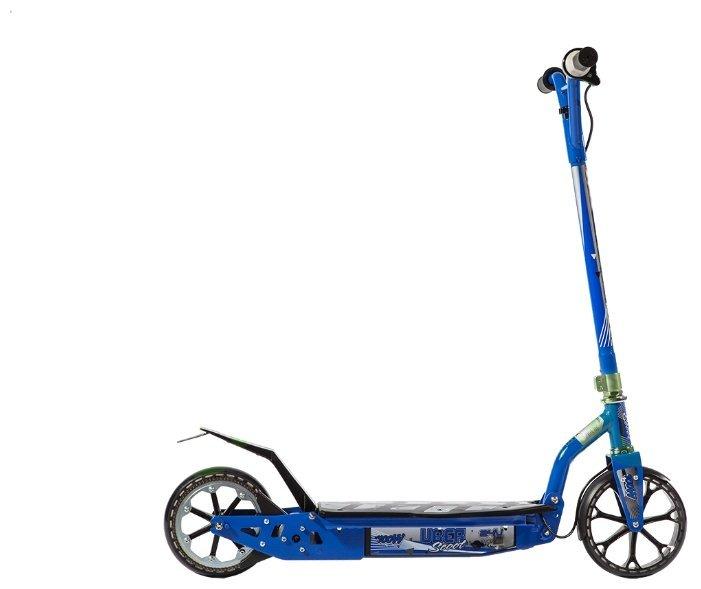 Купить Электросамокат Uber ES01 24V 100W в интернет магазине велосипедов. Выбрать велосипед. Цены, фото, отзывы
