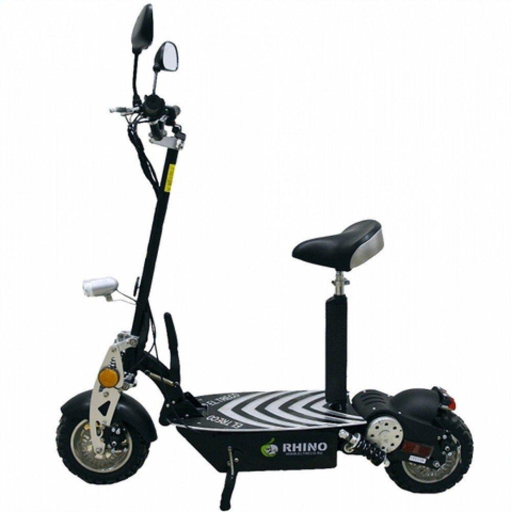 Купить Электросамокат Rhino ES16-1000W 36V в интернет магазине велосипедов. Выбрать велосипед. Цены, фото, отзывы