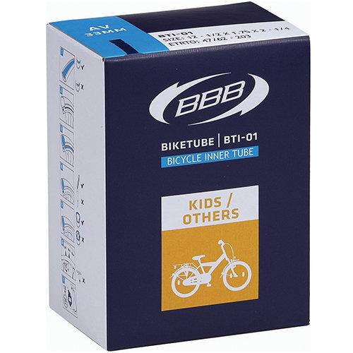 Купить Камера BBB 20 x 1.75ǘ.125 A/V в интернет магазине велосипедов. Выбрать велосипед. Цены, фото, отзывы