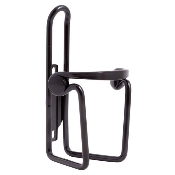 Купить Флягодержатель черный алюминиевый в интернет магазине велосипедов. Выбрать велосипед. Цены, фото, отзывы