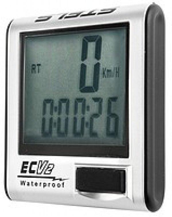 Купить Велокомпьютер ECV2 в интернет магазине велосипедов. Выбрать велосипед. Цены, фото, отзывы