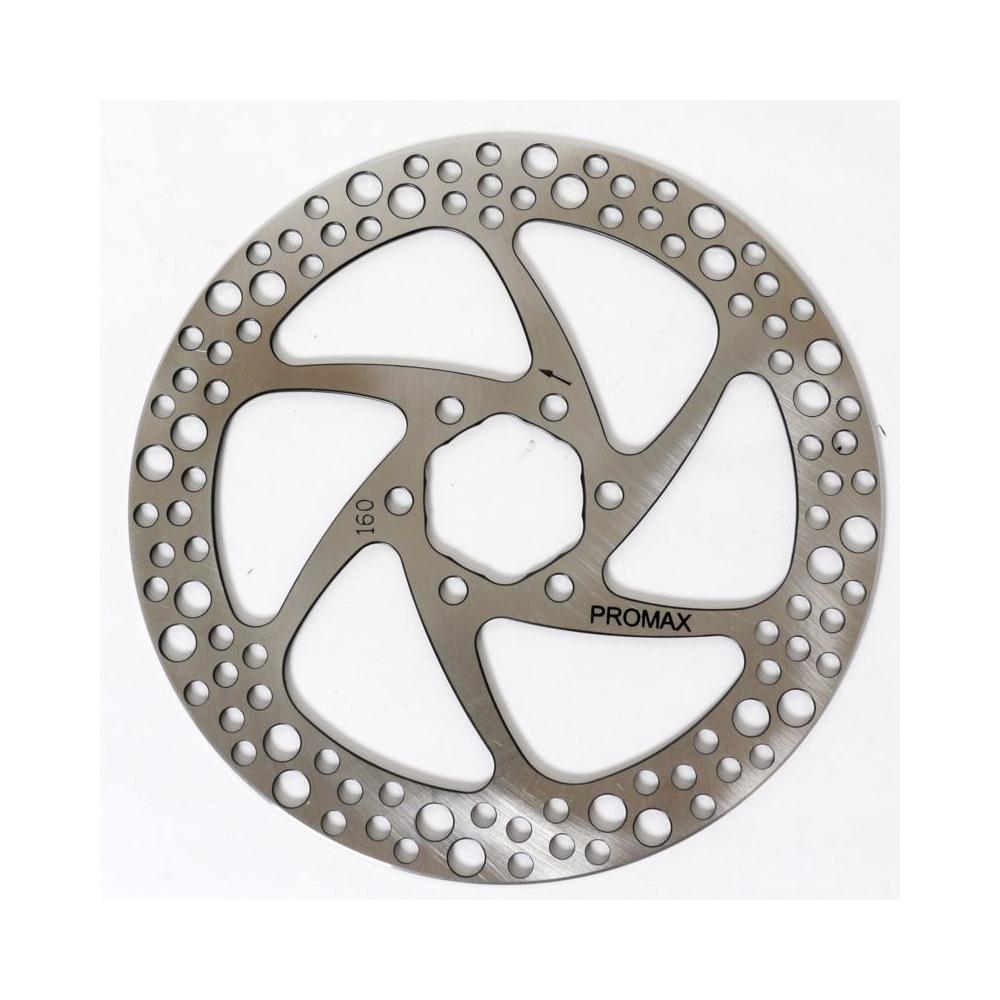 Купить Ротор диск. торм. Promax DT-160 160мм, 6 болт в интернет магазине. Цены, фото, описания, характеристики, отзывы, обзоры