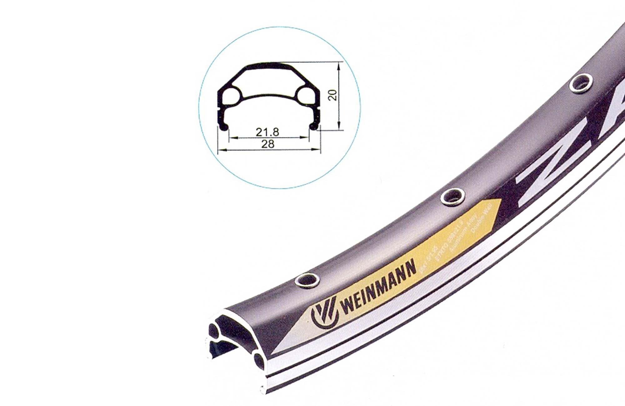 Купить Обод 26ʺx36H ZAC280 Weinmann в интернет магазине велосипедов. Выбрать велосипед. Цены, фото, отзывы