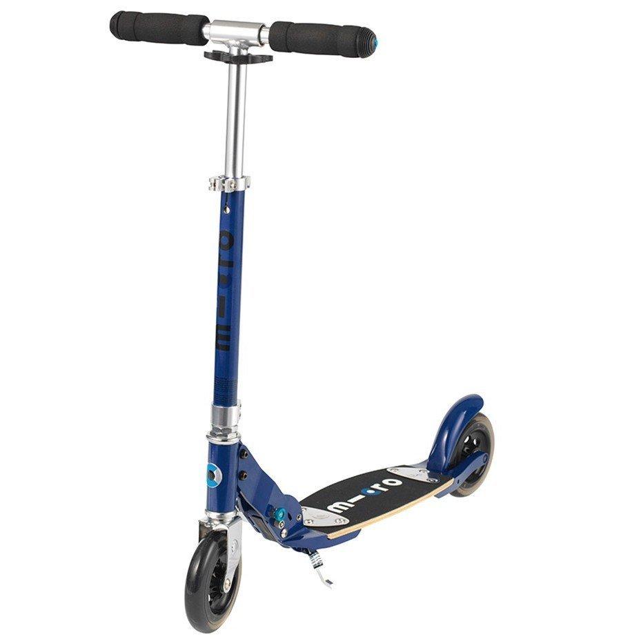 Купить Самокат Micro Flex Sapphire в интернет магазине велосипедов. Выбрать велосипед. Цены, фото, отзывы