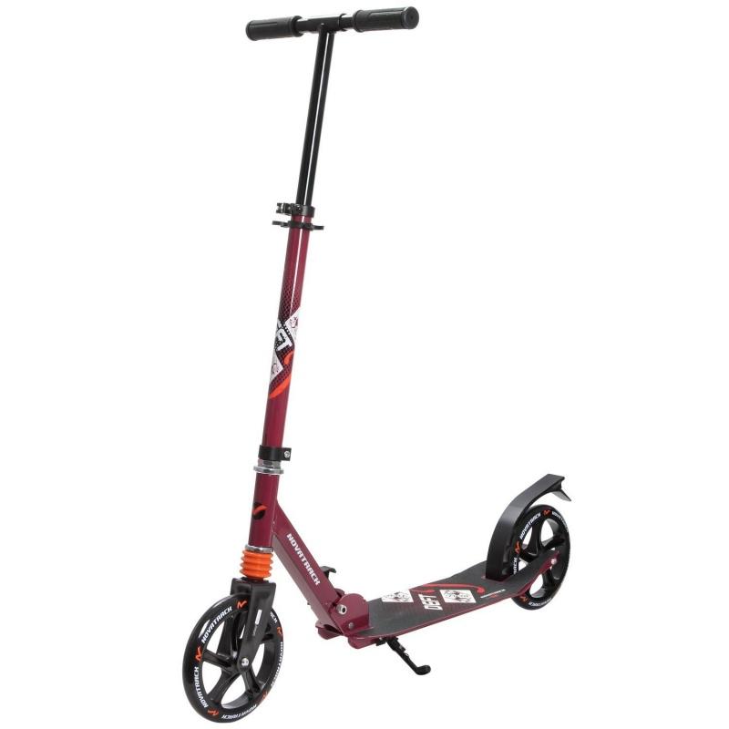 Купить Самокат Novatack Deft аморт. в интернет магазине велосипедов. Выбрать велосипед. Цены, фото, отзывы