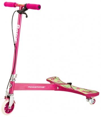 Купить Самокат Razor Powerwing Sweet Pea в интернет магазине велосипедов. Выбрать велосипед. Цены, фото, отзывы